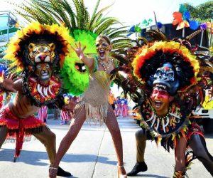 เทศกาลคาร์นิวัลแห่งเมืองบาร์รังกียา