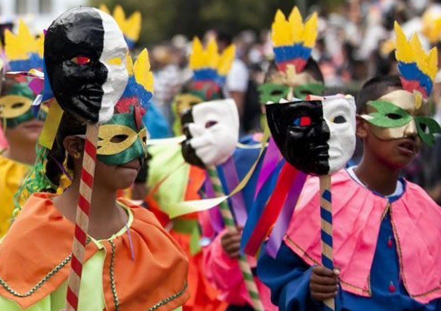 Black and White Festival colombia