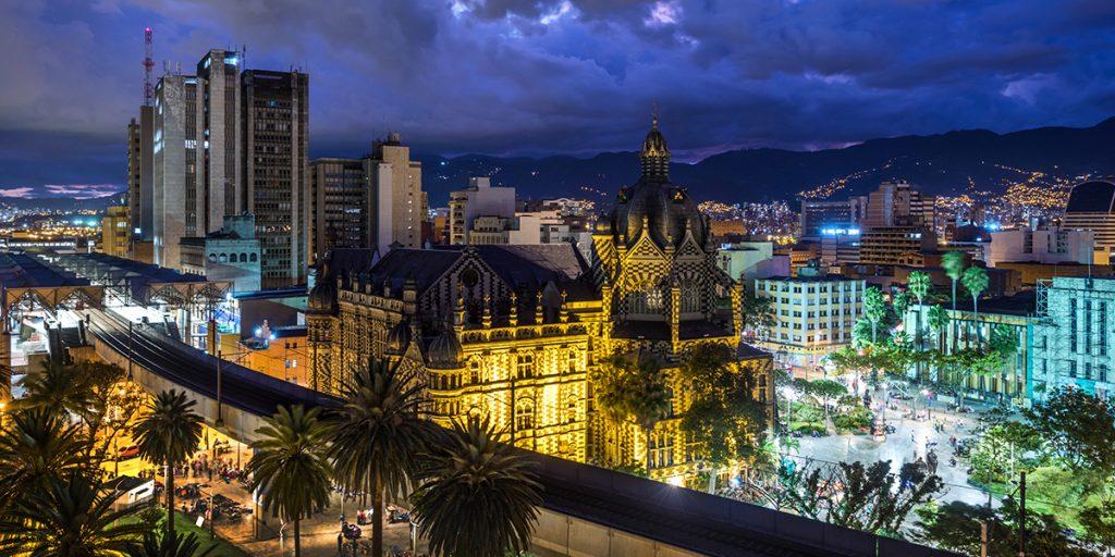เมเดยิน (Medellin)-Colombia