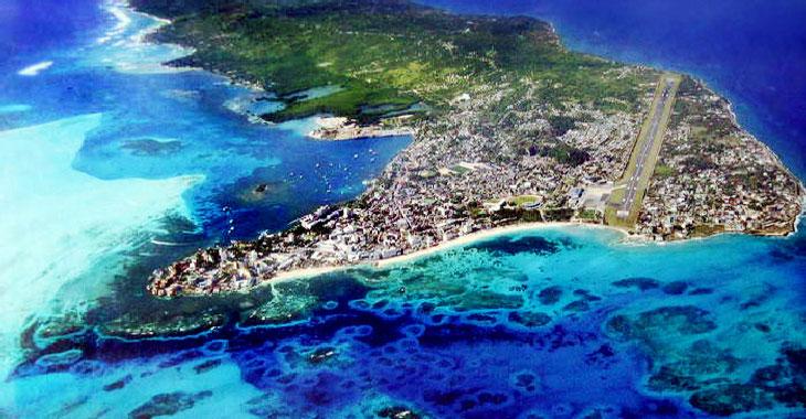 ซานอันเดรสและโปรบิเดนเซีย (San Andrés y Providencia)