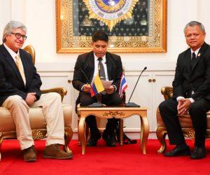 ความสัมพันธ์ระหว่างไทยกับสาธารณรัฐโคลอมเบีย