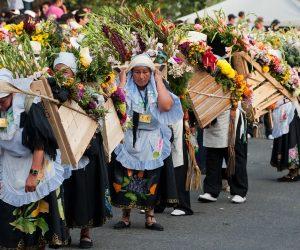 เทศกาลดอกไม้สุดยิ่งใหญ่ที่เมืองเมเดยิน ประเทศโคลอมเบีย