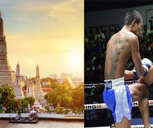 การท่องเที่ยวและกีฬาของไทยกับโคลอมเบีย