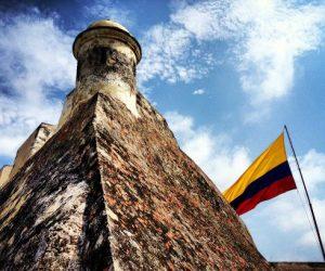ปราสาท San Felipe, Cartagena