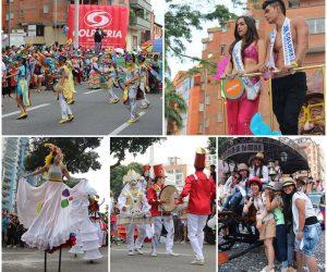 เทศกาลสำคัญของประเทศโคลอมเบีย