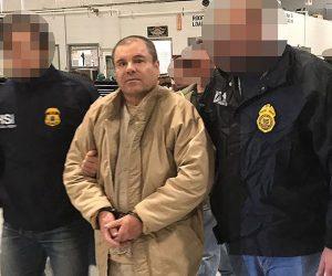 ศาลสหรัฐฯ ตัดสินจำคุกเอล ชาโปล ตลอดชีวิต