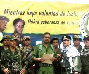 แกนนำยุแนวร่วมหยิบอาวุธ ต้านรบ.โคลอมเบีย