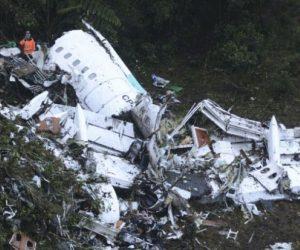 เครื่องบินเล็กตกในโคลอมเบีย รอดชีวิตปาฏิหาริย์ 2 ราย