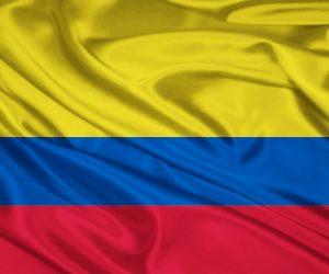 สีสันของธงโคลอมเบีย