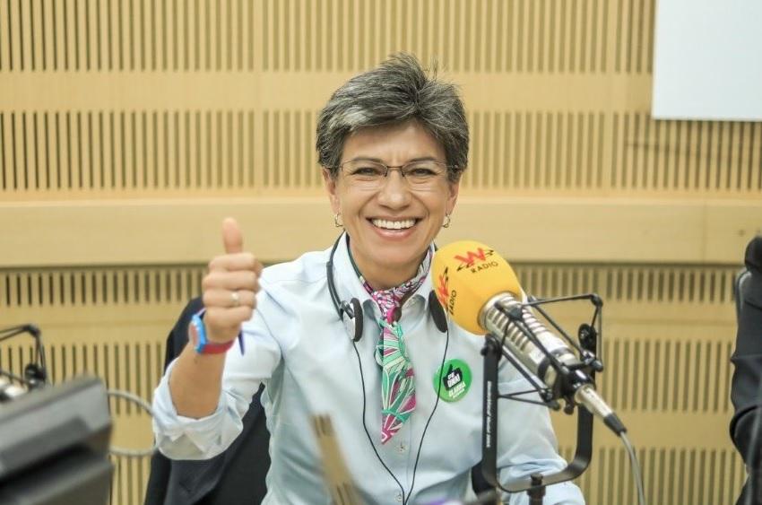 โคลอมเบียเลือกนายกเทศมนตรีหญิงคนแรกของกรุงโบโกตา